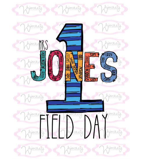 Custom Field Day