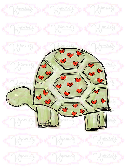 Digital Turtle Love Download