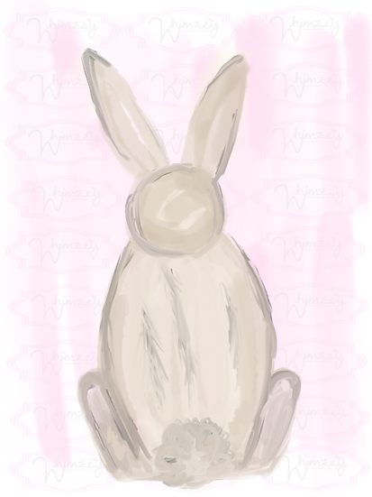 Water Color Rabbit