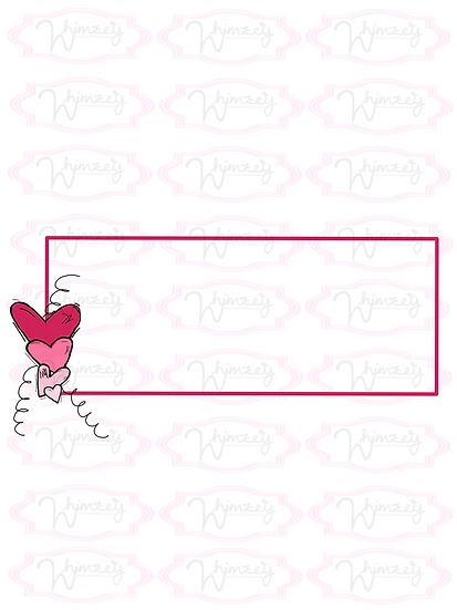 Digital Sprung Over Love Wreath Download