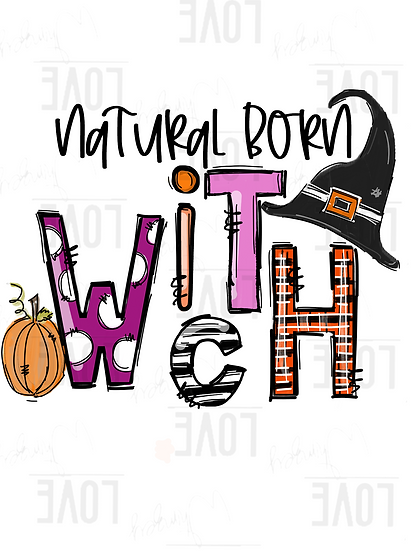 Natural Born Witch