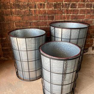 Wire & Metal Baskets