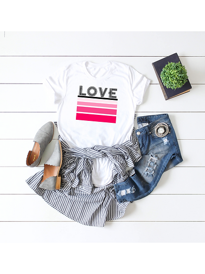 Love Color Block Download