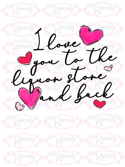 Digital Love you to the Liq. Store Download