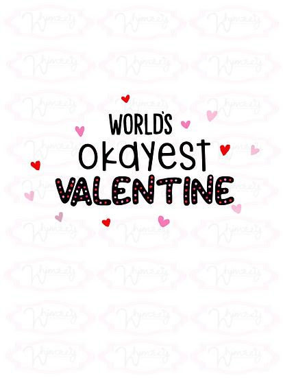World's Okayest Valentine Download