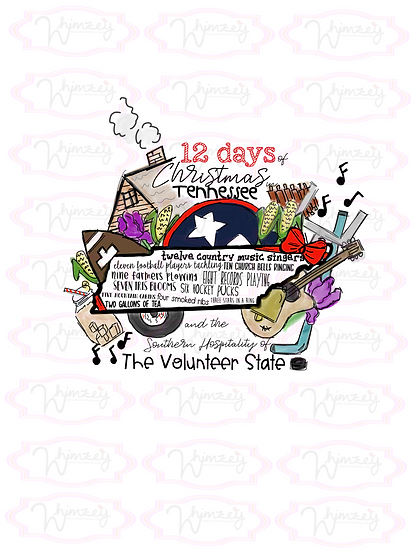 12 days of Christmas in Tenn Download