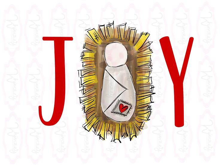 Joy with baby Jesus Download