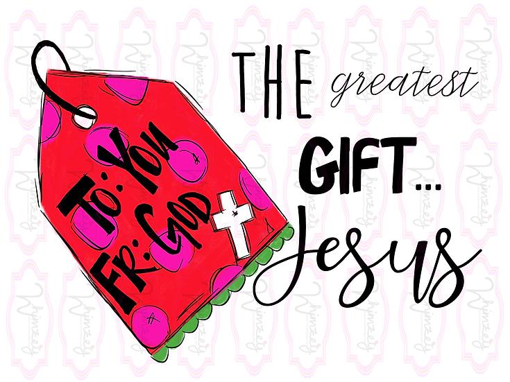 Digital Jesus Gift File