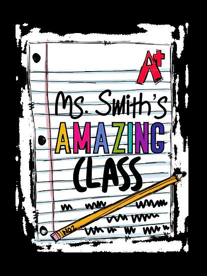 Amazing Class