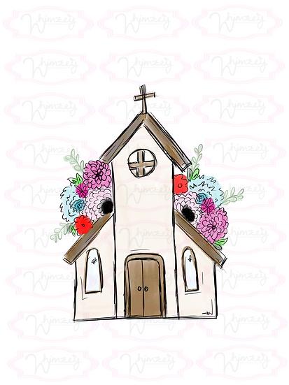 Digital Bride to be Chapel File