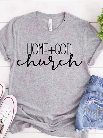 Home + God