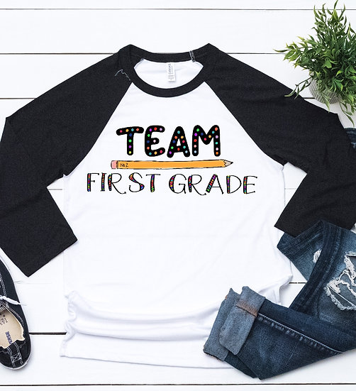 Team First Grade Digital File