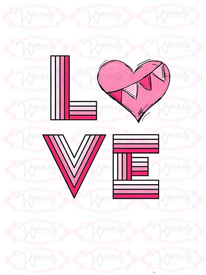 Digital Love Pendent Download