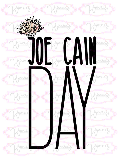 Digital Joe Cain Day  Download