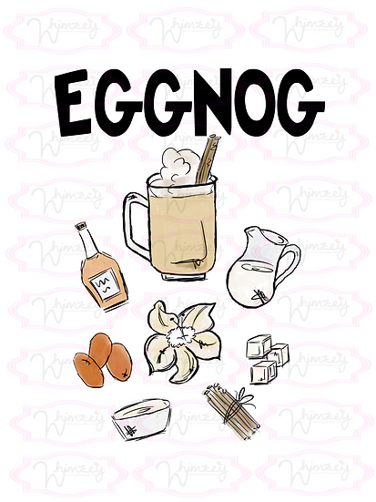 Digital Eggnog ..Yummy File