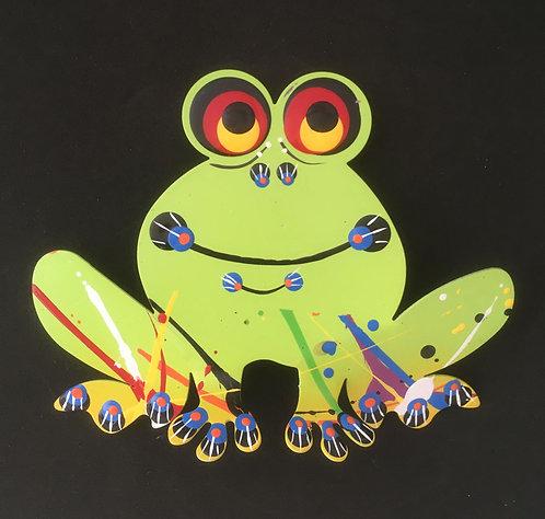 Graham Metal Art - Bullfrog Magnets