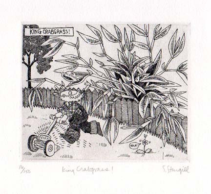 Susan Sturgill - King Crabgrass