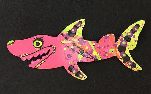 Graham Metal Art - Shark Magnets