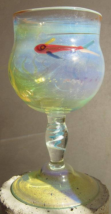 OT Glass Goblets