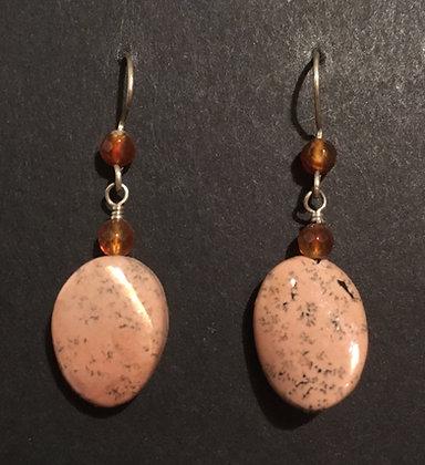 Galloway Rhodenite Earrings