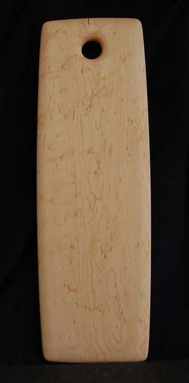 Wohl Bird's Eye Maple Cutting Board #15h