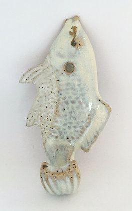 Greenbriar Pottery Fish Hook