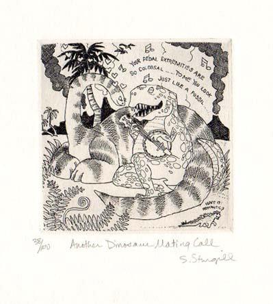 Susan Sturgill - Another Dinosaur Mating Call