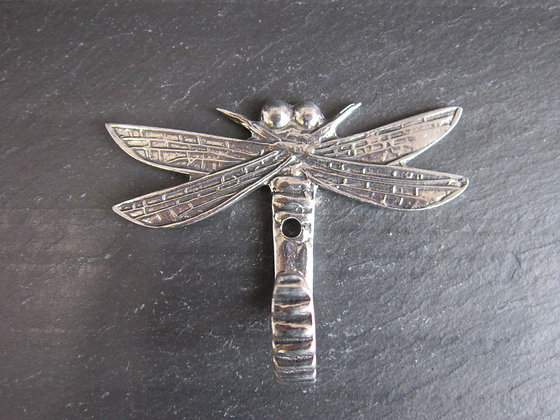 Crosby & Taylor Pewter Dragonfly Hooks