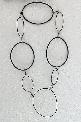Kindred Spirits O-Ring Necklace