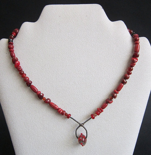 Galloway Coral Necklace