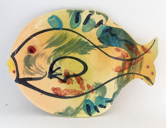 Jim Rice Salad Fish Bowl