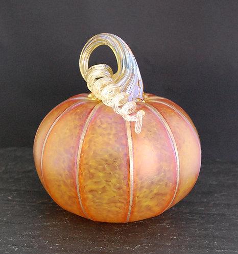 The Furnace Glass Large Pumpkins