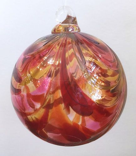 Glass Forge Blown Glass Ornament