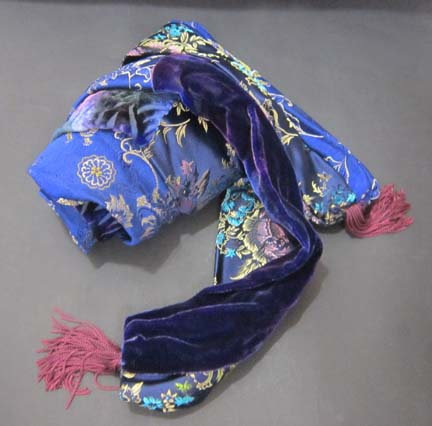 Very Eclectic Lariat Scarf