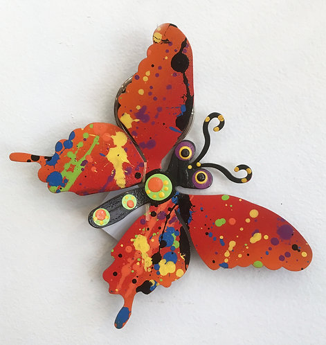 Graham Metal Art - Butterfly Magnets