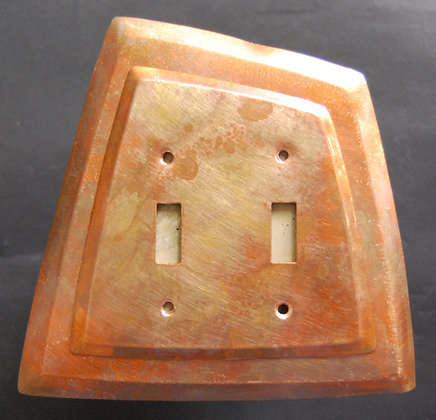 Loughran UTO Double Switchplates