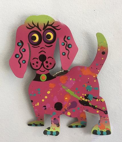 Graham Metal Art - Dog Magnets