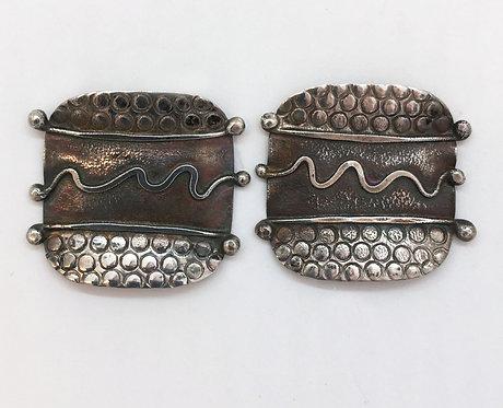 McLain Sterling Earrings