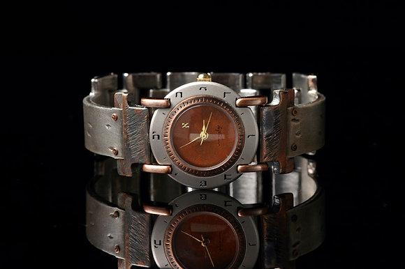 Watchcraft Hebrew Dial Watch