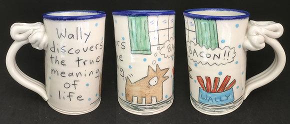 Wallyware Mugs - BACON