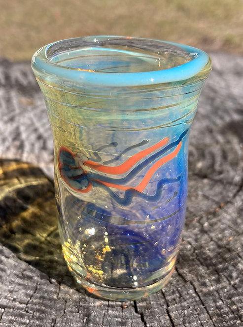 OT Glass Jellyfish Shotglasses
