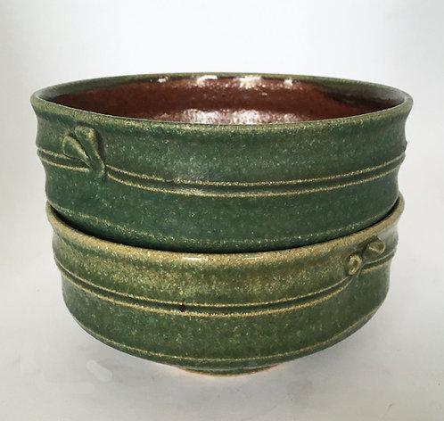 Nichibei Bamboo Bowls