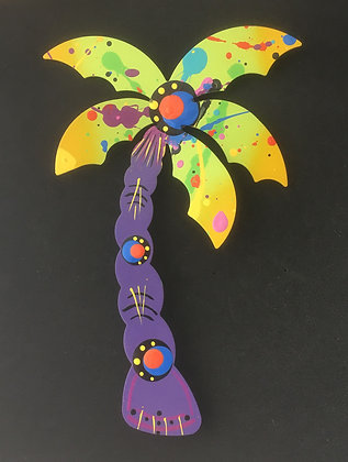 Graham Metal Art - Palm Tree Magnets