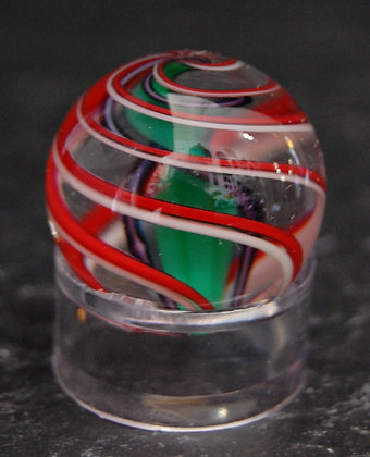 "Fritz 1"" Glass Marbles"