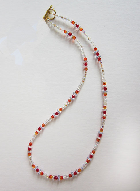 Galloway Beaded Necklace - Lady Daphne