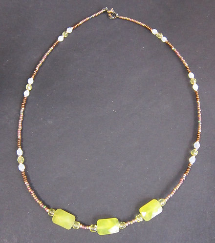 Galloway Beaded Necklace - The Duchesses