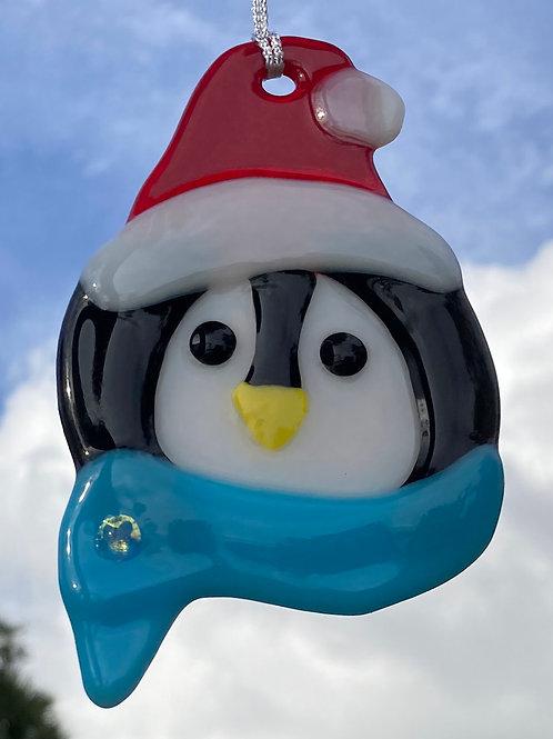 Charlotte Arvelle Santa Penguins