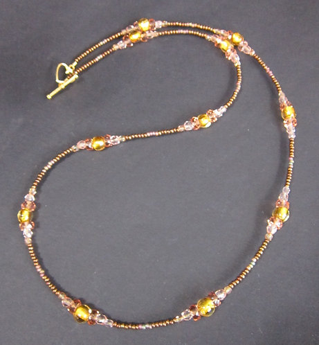 Galloway Beaded Necklace - Lady Vivien