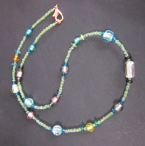 Galloway Beaded Necklace - Aunt Tizz