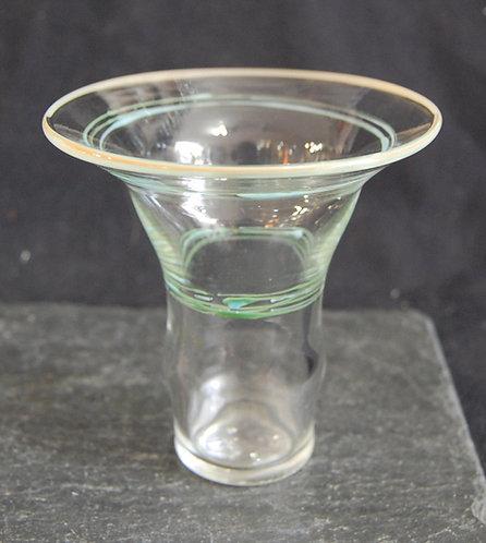 OT Glass Mini Tini Vase
